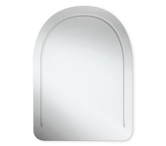 Bathroom Origins Darwin 400mm Standard Mirror - 323314