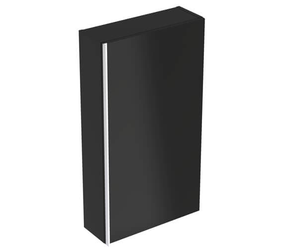 Additional image of Geberit Acanto 450 x 174mm Wall Hung Single Door High Level Cabinet