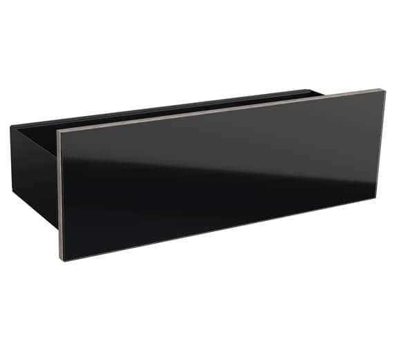Additional image of Geberit Acanto 450 x 159mm Floating Shelf