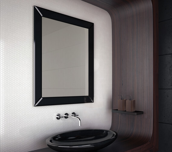 Bathroom Origins Verona 550 x 800mm Mirror  - B006673