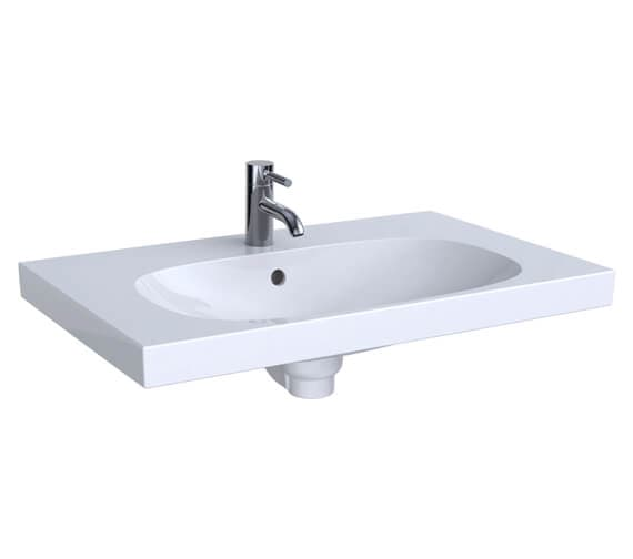 Geberit Acanto Washbasin With Shelf Surface