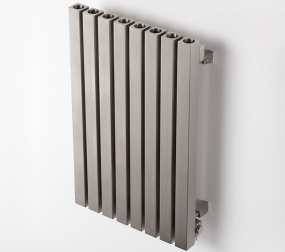 Aeon Dalya L 340 x 1500mm Stainless Steel Designer Radiator