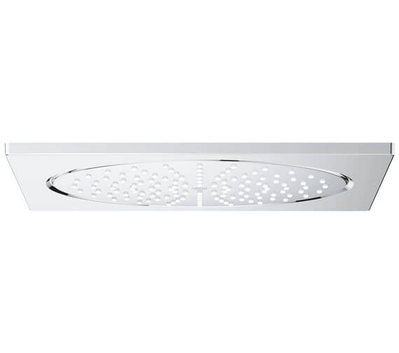 Grohe Rainshower F-Series 10 Inch Single Spray Ceiling Shower Head - 27467000
