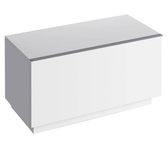 Geberit Icon 890 x 477mm Floorstanding Low Cabinet