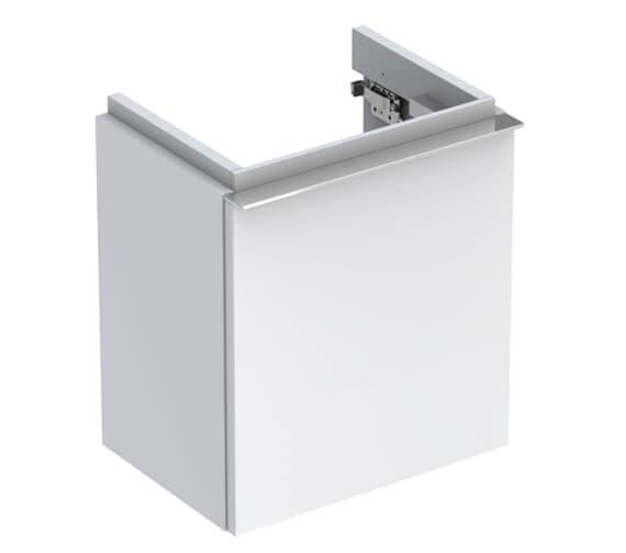 Geberit Icon 370 x 280mm Single Door Vanity Unit For Handrinse Basin