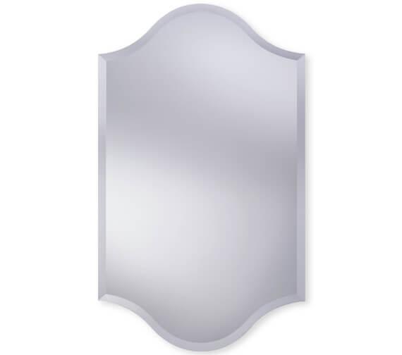 Bathroom Origins Ikar 500mm Mirror - B004914