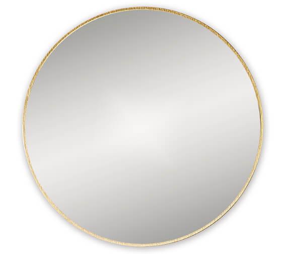 Bathroom Origins Docklands Round Framed Mirror - B375530