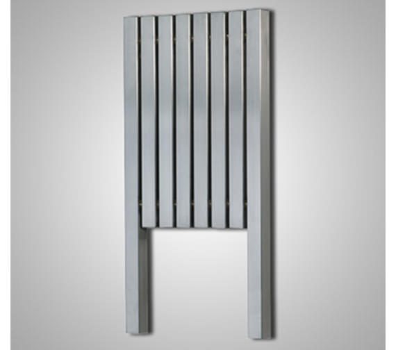 Aeon Kare L Central Heating Stainless Steel Designer Radiator