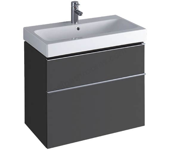 Alternate image of Geberit Icon Double Drawer Vanity Unit