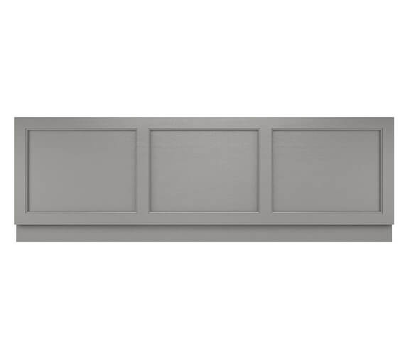 Old London 1700mm Storm Grey Bath Front Panel