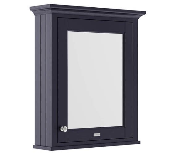Additional image of Old London 600mm Single Door Mirror Cabinet