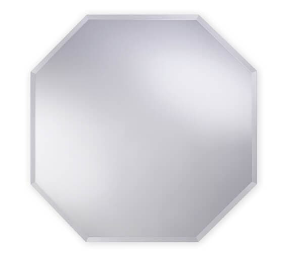 Bathroom Origins Octagon 600mm Mirror - B004907