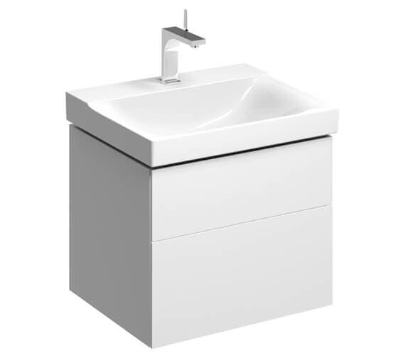 Geberit Xeno2 Double Drawers Vanity Unit