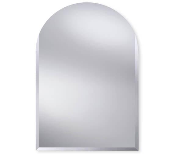 Bathroom Origins Agat 400mm Mirror - B004938