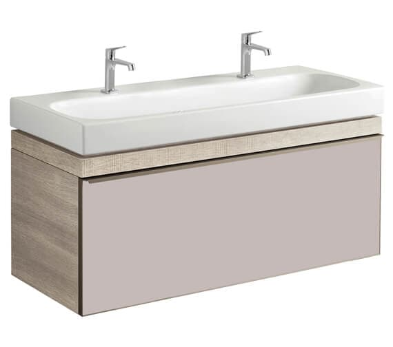 Alternate image of Geberit Citterio 554mm High Single Drawer Vanity Unit