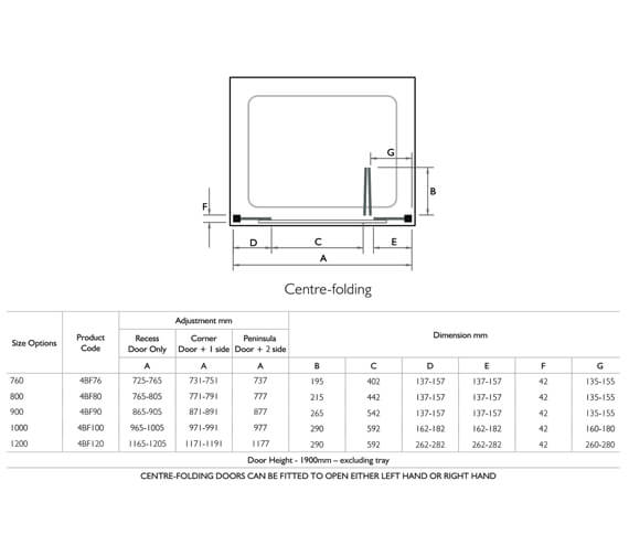 Technical drawing QS-V32023 / 4BF76S