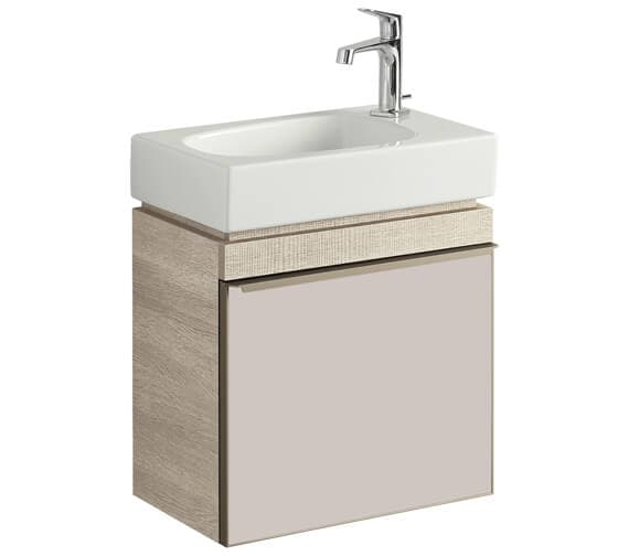 Geberit Citterio 440 x 316mm Single Door Vanity Unit