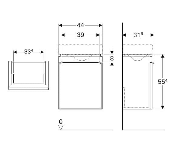 Technical drawing QS-V94643 / 500.555.JI.1