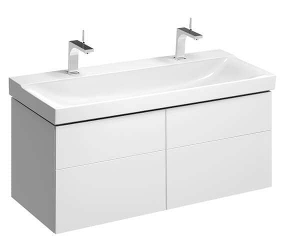 Geberit Xeno2 1174 x 462mm Four Drawers Vanity Unit