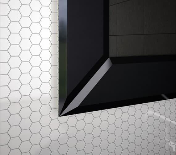 Additional image of Bathroom Origins Verona 550 x 800mm Mirror  - B006673