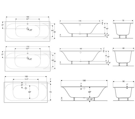 Technical drawing QS-V94610 / 554.003.01.1