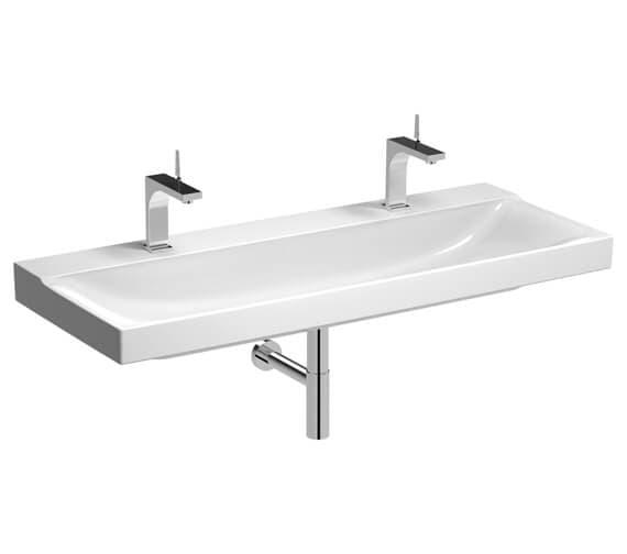 Alternate image of Geberit Xeno2 480mm Depth White Washbasin