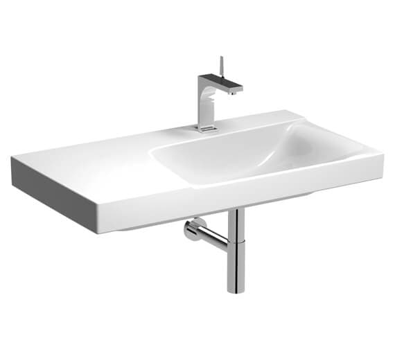 Geberit Xeno2 900 x 480mm Basin With Shelf Surface