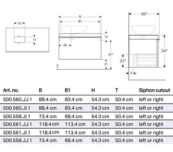 Technical drawing QS-V94645 / 500.558.JI.1