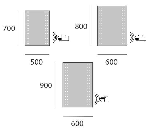 Technical drawing QS-V95583 / LR.7050.013.S