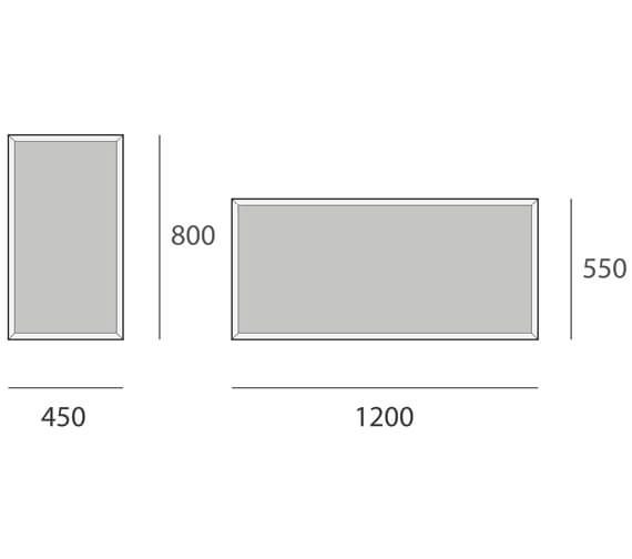 Technical drawing QS-V95586 / B004679