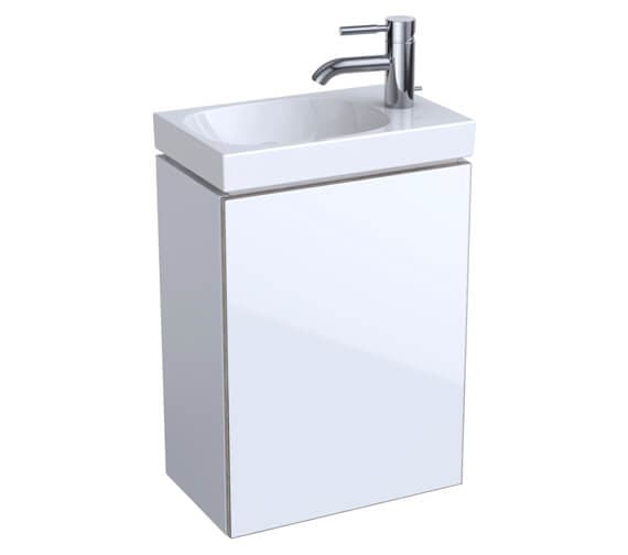 Geberit Acanto Single Door Unit And Handrinse Basin