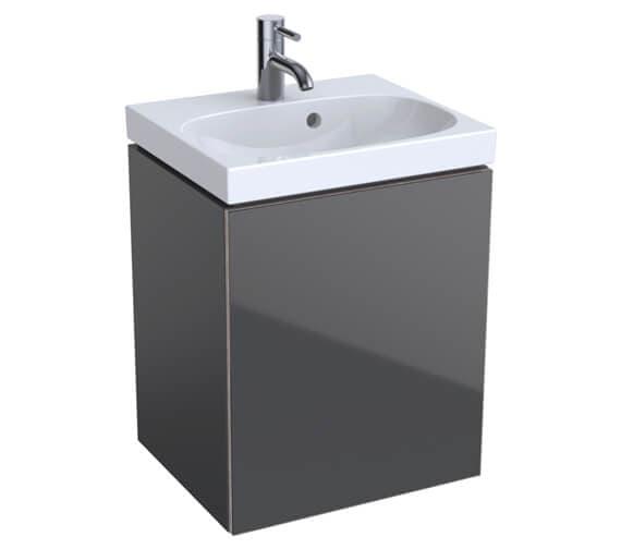 Alternate image of Geberit Acanto Single Door Unit And Handrinse Basin