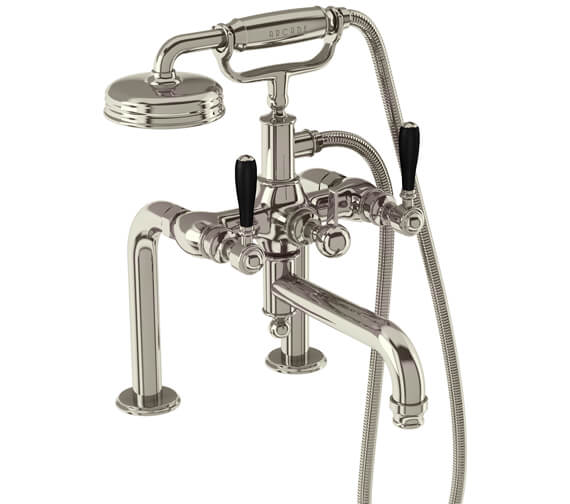 Alternate image of Burlington Arcade Deck Mounted Bath Shower Mixer Tap