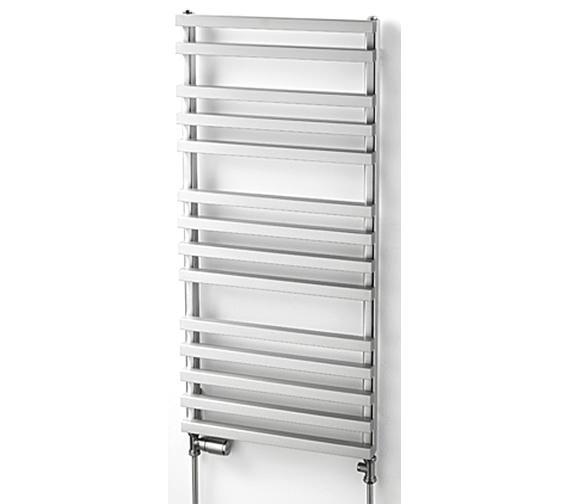 Aeon Cengiz 500mm Wide Stainless Steel Towel Rail