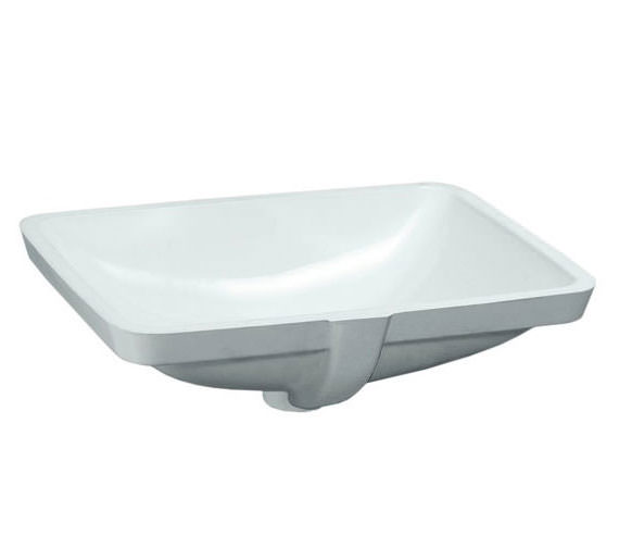 Laufen Pro A Built-in Washbasin 525 x 400mm Without Tap Ledge