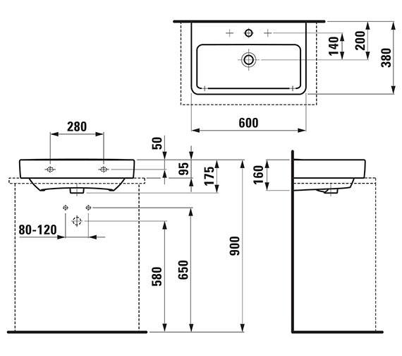 Technical drawing QS-V41927 / 8.1795.9.000.104.1
