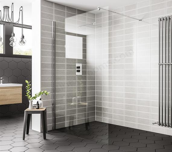Essential Spring Wetroom Panel 900 x 2000mm