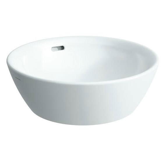 Laufen Pro B 420mm Round Washbasin Bowl - 520mm Size Available