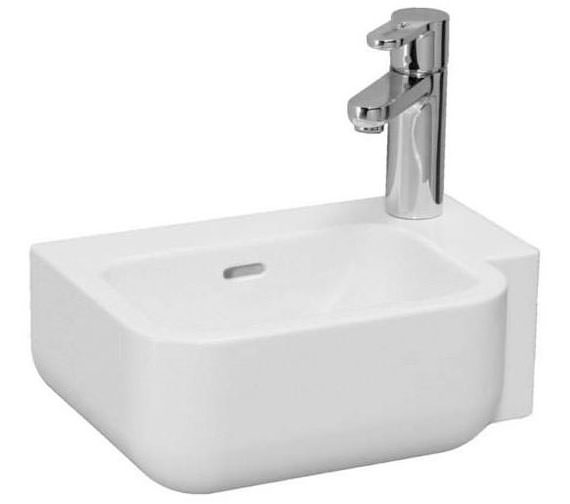 Laufen Pro B 360 x 250mm Small Washbasin With 1 Tap Hole