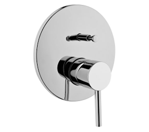 VitrA Pure Built In Bath Shower Mixer Valve - Exposed Part