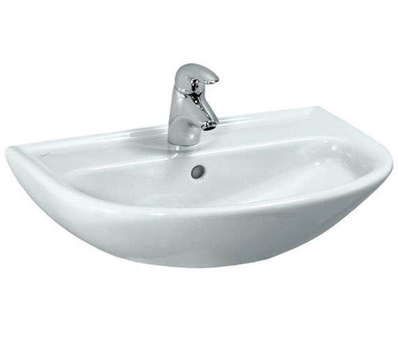 Laufen Pro B 550 x 400mm Washbasin With 1 Tap Hole