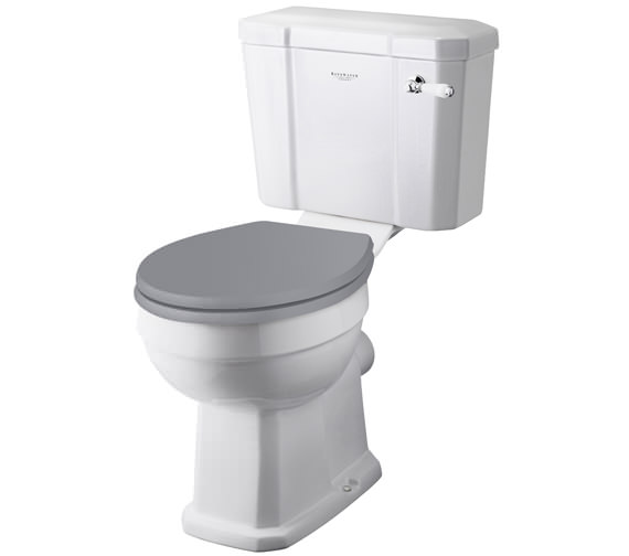Bayswater Fitzroy 700mm Comfort Height Closed Coupled WC Pan