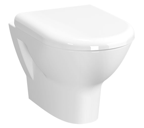 Vitra Zentrum Rim-Ex Wall Hung WC Pan