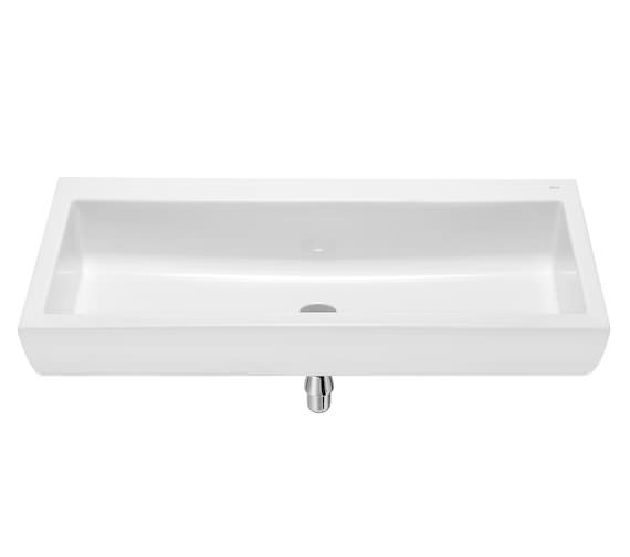 Roca Access Trough 1000 x 450mm Wall-Hung Basin