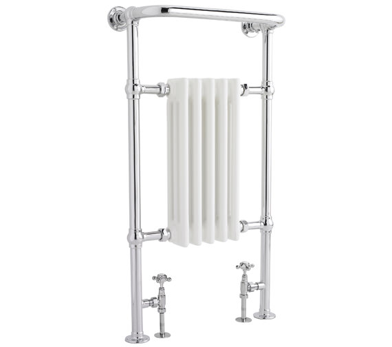 Bayswater Clifford 540 x 965mm Towel Rail Or Radiator