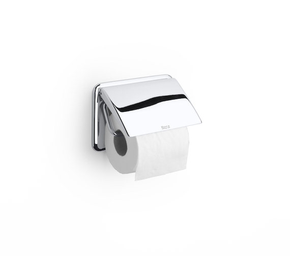 Roca Hotels 2.0 Contemporary Toilet Roll Holder With Cover