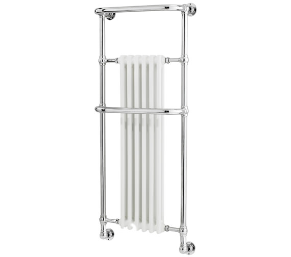 Bayswater Franklyn 575mm Wide Towel Rail Or Radiator