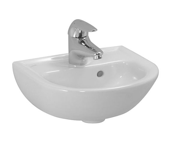 Laufen Pro B 450 x 330mm 1 Tap Hole Small Washbasin