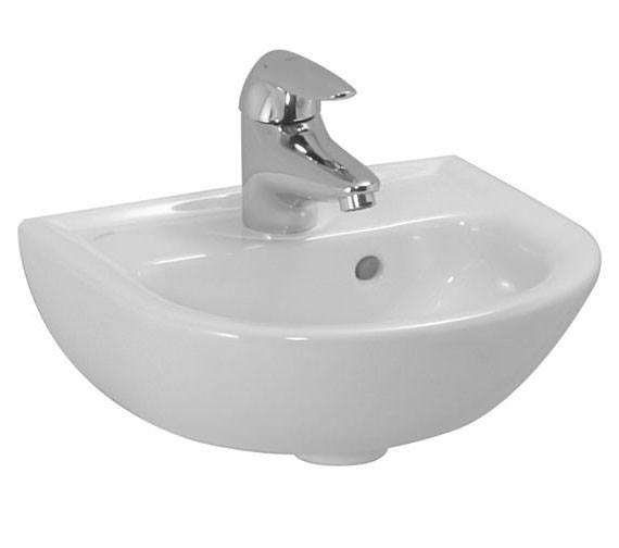 Laufen Pro B 400 x 320mm 1 Tap Hole Small Washbasin
