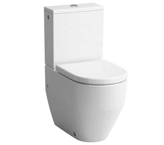 Laufen Pro 650mm Back To Wall WC Pan
